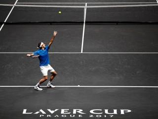 Federer zabojuje o siedmy titul. Rozlosovali skupiny na Turnaji majstrov