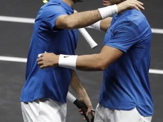 Federer a Nadal vo štvorhre uspeli, Európa vyhráva nad zvyškom sveta už 9:3