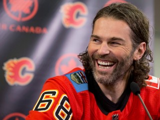 Takmer určite ma čaká posledná sezóna v NHL, tvrdí Jágr