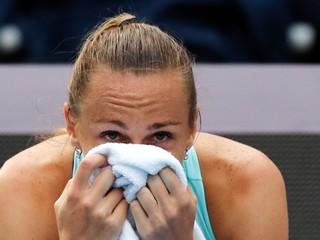 Slovenskí tenisti sú tento rok bez titulu, neuspela ani Rybáriková