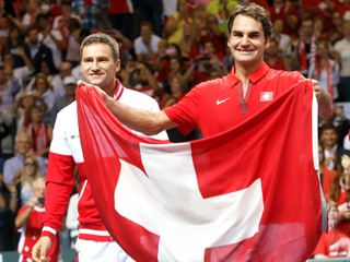 Nikdy nebol veľkou hviezdou, pri rozlúčke mu však tlieskal aj Federer