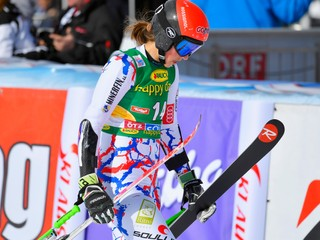 Petra Vlhová skončila 16. v prvých pretekoch sezóny