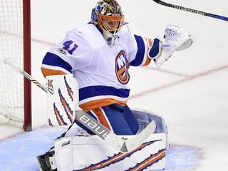 Ukončí kariéru v Slovane? Zatiaľ sa sústredím na NHL, vraví Halák