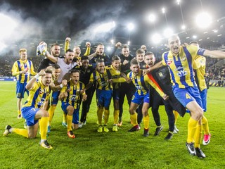 Dunajská Streda zdolala Slovan pred vypredaným štadiónom