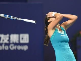 Šampionát odštartovala výhrou nad Rybárikovou. Görgesová vyhrala malé MS