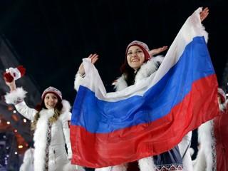 Rusom reálne hrozí, že na ZOH budú bez vlajky a hymny. Zvažujú bojkot