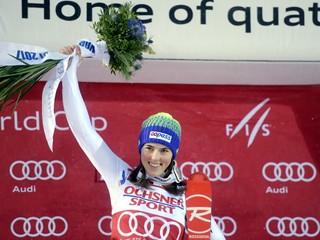 Vlhová môže byť do dvoch rokov najlepšia, tvrdí lyžiarsky tréner