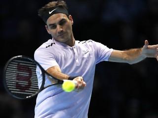 Federer aj Alexander Zverev víťazne vstúpili do Turnaja majstrov