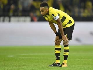 Borussia Dortmund suspendovala svojho najlepšieho strelca