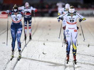 Klaebo a Nilssonová triumfovali v úvodných pretekoch, Slovákom sa nedarilo