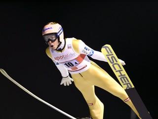 Aj druhú súťaž družstiev ovládli Nóri, Kraft utvoril nový rekord mostíka