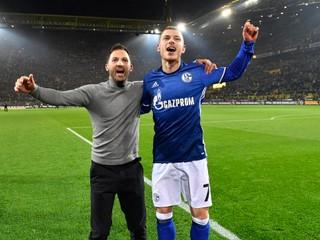 Za stavu 0:4 som sa cítil ako v pekle, priznáva tréner Schalke po skvelom zvrate