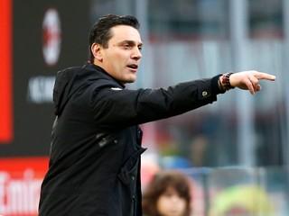 Na zlý štart do sezóny doplatil tréner. Montella skončil v AC Miláne