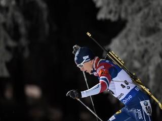 Nór Boe vyhral vytrvalostné preteky v Östersunde, Slovákom sa nedarilo