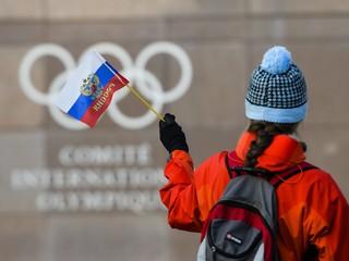 Rusku zakázali štartovať na olympiáde v Pjongčangu