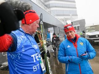 Nemec trénoval Rusky počas ZOH v Soči: Ruky nemám od krvi