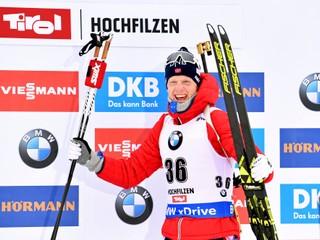 Šprint v Hochfilzene vyhral Bö, zo Slovákov postúpil do stíhacích pretekov iba Kazár