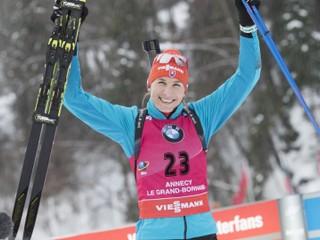 Kuzminová potvrdila skvelú formu a vyhrala šprint v Annecy