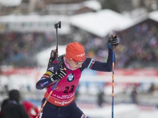 Kuzminová si v Annecy vybojovala druhú priečku v stíhacích pretekoch
