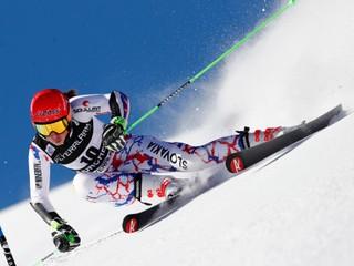 Vlhová hladko postúpila do druhého kola obrovského slalomu