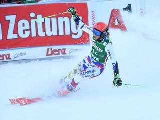 Vlhová vyrovnala svoje maximum, v obrovskom slalome v Lienzi skončila siedma