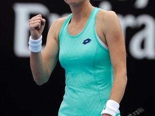 Rybáriková zvládla náročný súboj a postúpila do tretieho kola Australian Open