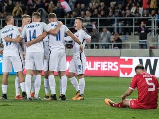Slovensko môže postúpiť na ME aj v prípade neúspechu v kvalifikácii, rozhodne sa v Lige národov