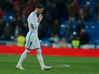 Real Madrid nečakane prehral s Gironou, Ramos nedohral