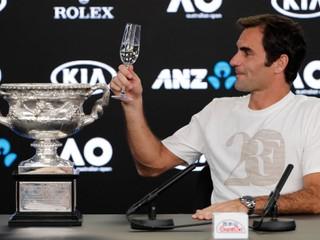 Ohlasy médií na triumf Federera: Svet sa klania pred kráľom