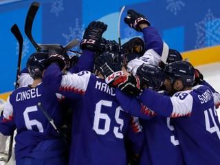 Slovenskí hokejisti vyhrali úvodný zápas na olympiáde, otočili zápas s Rusmi