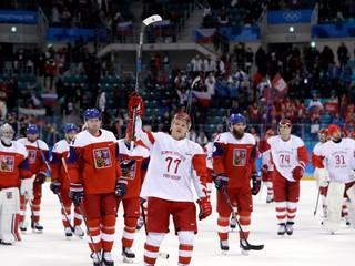 Rusko je prvým finalistom hokejového turnaja, Česko mu nedalo ani gól