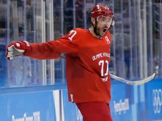 Hviezdny Rus chce opäť reštartovať kariéru. Podpísal kontrakt v KHL
