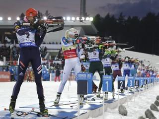Kuzminová prehrala veľký glóbus o tri body, Fialková skončila na záver druhá