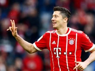 Lewandowski potrebuje novú výzvu, Bayern údajne požiadal o prestup