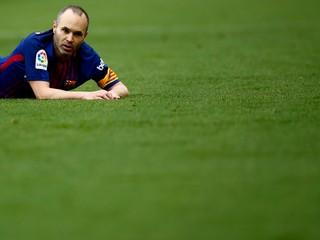 Iniesta po šampionáte ukončí reprezentačnú kariéru