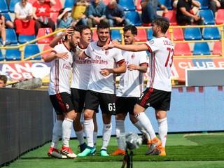 UEFA vylúčila AC Miláno z Európskej ligy