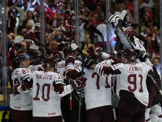 Lotyši otočili zápas proti Nórsku, rozhodlo predĺženie