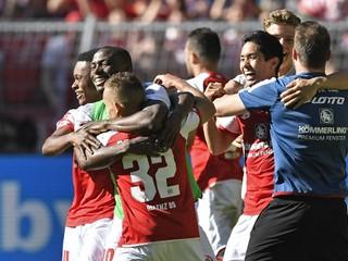 Mainz vysoko zvíťazil nad Freiburgom v 28. kole Bundesligy