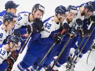 Slovenským hokejistom druhý zápas vôbec nevyšiel, so Švajčiarskom prehrali o dva góly