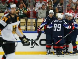 Nemci sa na turnaji naďalej trápia, prehrali aj s USA