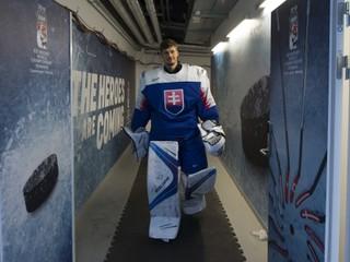 Jeho tím vypadol v AHL. K dispozícii pre MS je ďalší slovenský hokejista