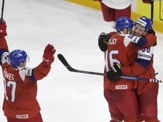 Česi rozhodli o triumfe nad Bieloruskom už v úvodnej tretine