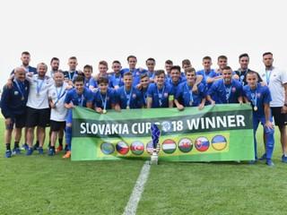 O víťazstve Slovenska vo finále Slovakia Cupu rozhodol krásny gól