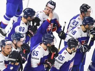 Hokejisti získali proti favoritovi bod, Švédsku napokon podľahli po predĺžení