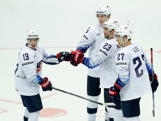 Nórsko nemá istú záchranu, od USA dostalo deväť gólov