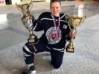 Slovenka Čurmová má výborný vstup do ženskej NHL. Stala sa hráčkou týždňa