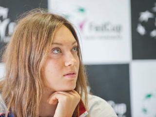 Fedcupový tím nakoniec nastúpi so štyrmi hráčkami, k tímu sa pripojí Mihalíková