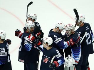 Českí hokejisti na majstrovstvách skončili, nestačili na USA