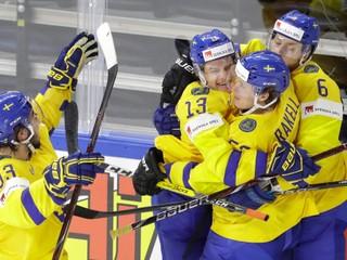 Švédsko nedalo šancu USA a postúpilo do finále majstrovstiev sveta