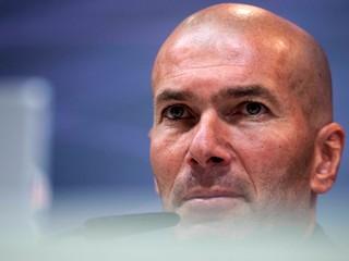 Zidane len pár dní po triumfe v Lige majstrov končí ako tréner Realu